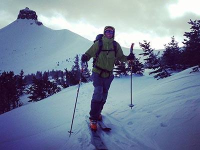 Avalanche Course Montana