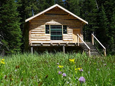 Cabin Rental Montana