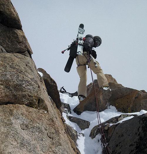 Ski Mountaineering Course