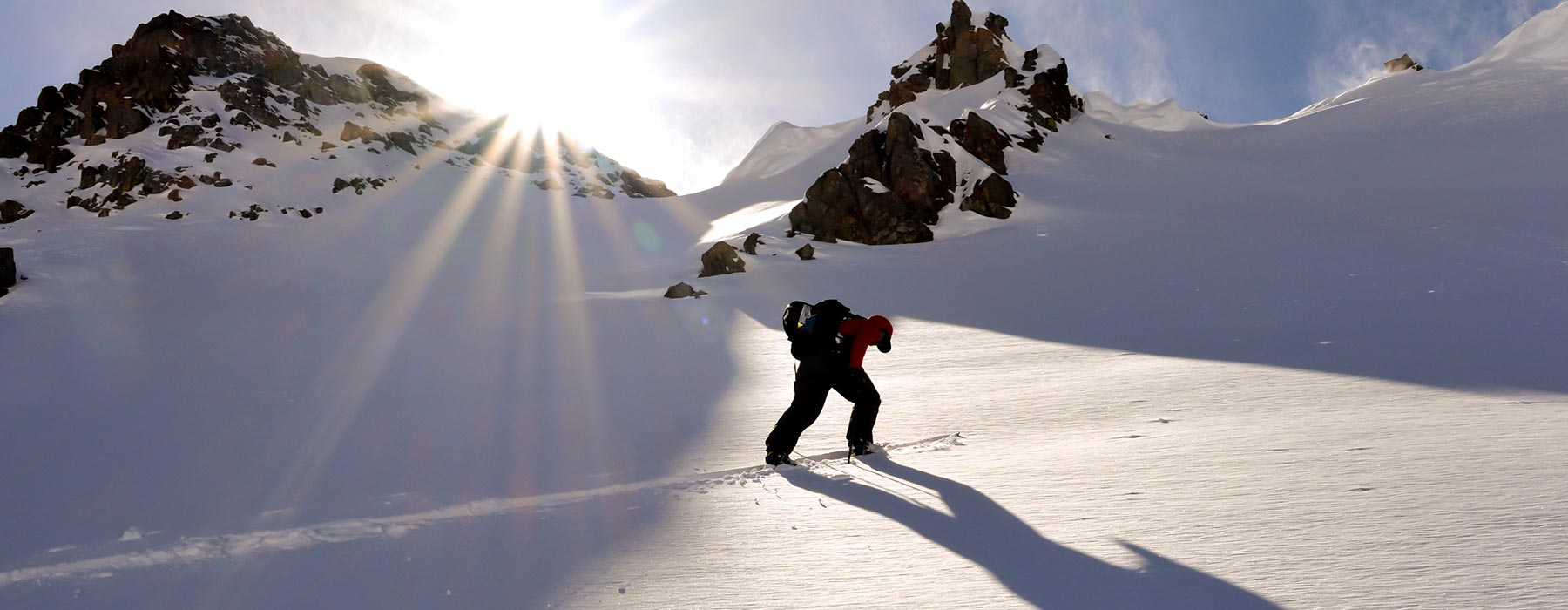 avalanche education ski mountaineering course