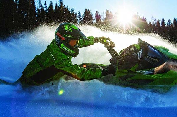 Snowmobile Avalanche Course