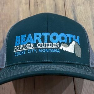 Beartooth Powder Guides | Hut Trips, Education and Guided